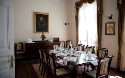 Russian style restaurant