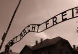 Obóz Auschwitz, brama