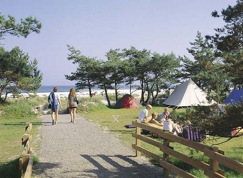 Bornholm - plaża