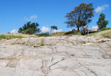 Bornholm - skały