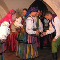 Pokaz folklorystyczny