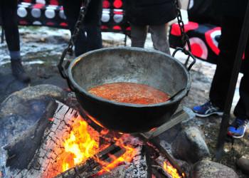 Gotowanie gulaszu