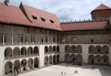 Kraków, zamek królewski
