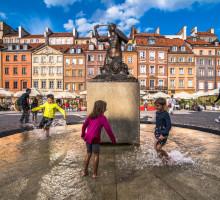 Warszawa, Rynek Starego Miasta