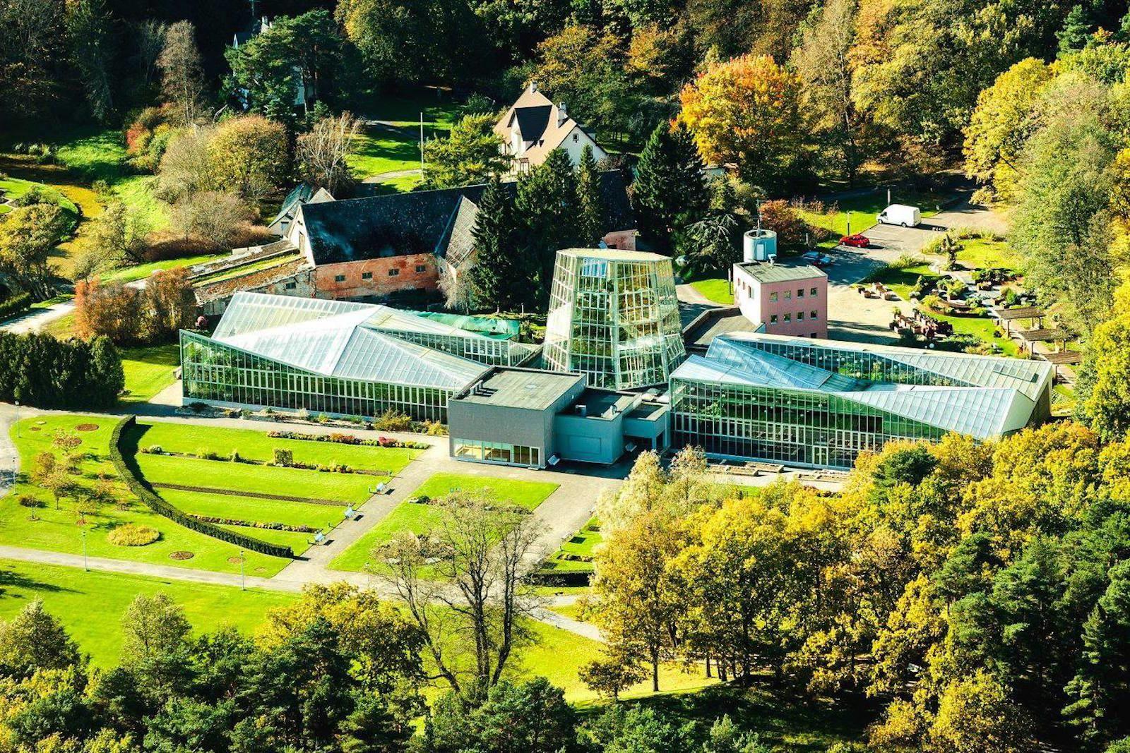 Ogró Botaniczny w Tallinie